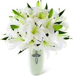 The FTD Faithful Blessings Bouquet from Parkway Florist in Pittsburgh PA